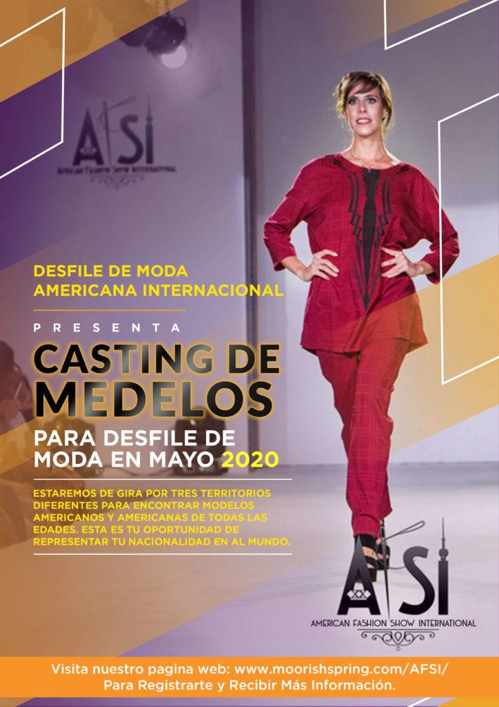 AFSI Flier - Spanish